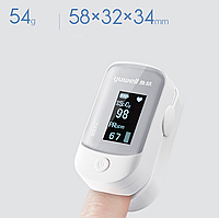 Пульсоксиметр оригінальний Xiaomi Yuwell YX305 YX303 YX301 цифровий пальцевої рівень кисню