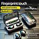 Bluetooth наушники F9 Беспроводные - LED Display. Power Bank Индикатор заряда/5/0, фото 3