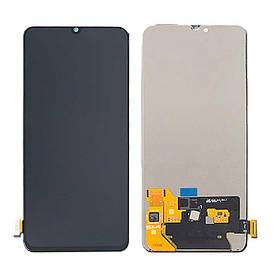 Дисплей для Oppo Reno Z   Oppo K5 с сенсорным стеклом (Черный) Оригинал Китай