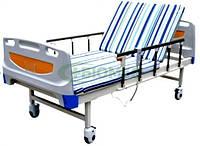 Ліжко лікарняне А26P (2-секційне, електричне)