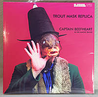CD диск Captain Beefheart & His Magic Band - Trout Mask Replica
