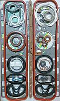 Набор прокладок двигателя ЯМЗ-238 (полный с РТИ) Премиум