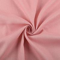 Лен стрейч с хлопком бежево-розовый ш.145 (12654.001)