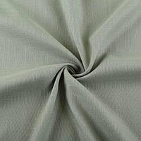 Лен стрейч с хлопком серо-зеленый ш.145 (12654.002)