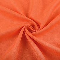 Лен стрейч с хлопком оранжевый ш.145 (12654.008)