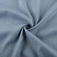 Лен стрейч с хлопком серо-голубой ш.145 (12654.009)