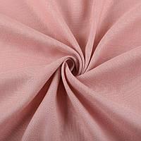 Лен стрейч с хлопком розово-серый ш.145 (12654.011), фото 1