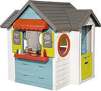 Детский игровой домик Smoby Шеф Хаус 810402 для детей (дитячий ігровий будиночок для дітей)