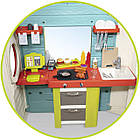 Детский игровой домик Smoby Шеф Хаус 810402 для детей, фото 3