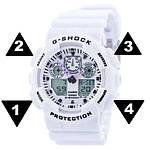 Інструкція по налаштуванню годин Casio G-Shock
