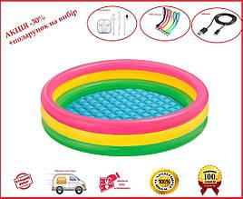 Детский надувной бассейн Intex 57412 114 х 25 см