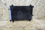 Радиатор кондиционера Citroen C4, Peugeot 307 1.6 2.0HDI, фото 3