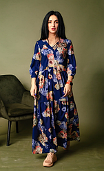 Свободное молодёжное платье размеры двойные 42-44,46-48,50-52