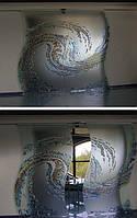 Автоматические раздвижные стеклянные двери