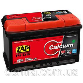 Автомобильный аккумулятор ZAP Plus 6СТ-85 R+ 700A