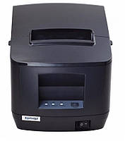 Термопринтер чеков с автообрезкой XP-N200L 80 мм USB+LAN (Ethernet) Poster Smart Touch
