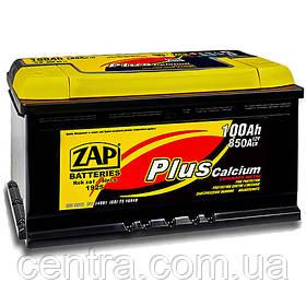 Автомобильный аккумулятор ZAP Plus 6СТ-100 L+ 850A