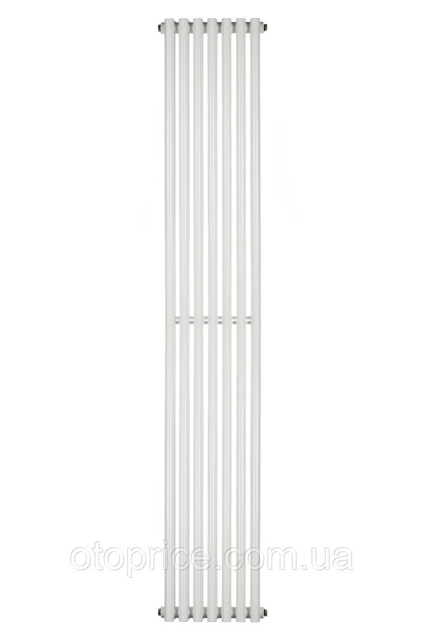 Вертикальный дизайнерский радиатор Praktikum 2 1800/275 Betatherm 10-12 м.кв.