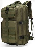Рюкзак тактический А10 хаки на 35 литров 50*28*25