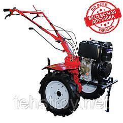 Мотоблок Кентавр МБ2060Д колеса 4,00-10 (6л.с.дизель)