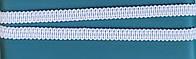 Резинка бельевая 4мм плоская белая 500м Украина, фото 1
