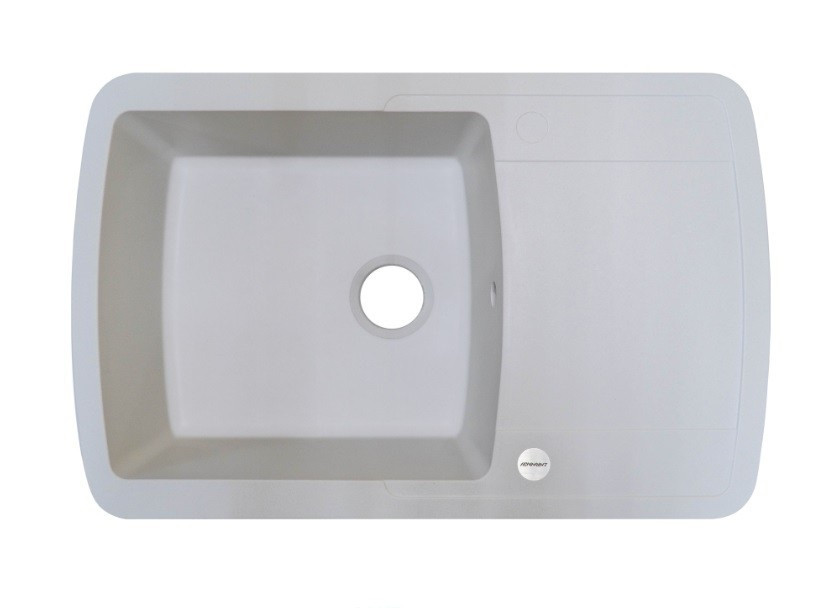 Кухонная мойка ГРАНИТ 780х500х200 (разные цвета) Adamant OPTIMAKS