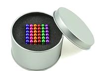 Неокуб NeoCube Радуга Разноцветный 5мм 216 шариков