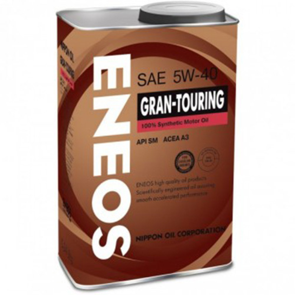 Трансмиссионное масло ENEOS Gran-Touring SM 5W-40 940ml