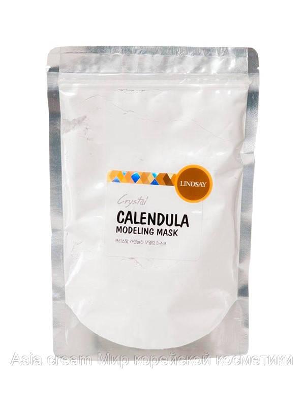 Альгинатная маска для лица с календулой Lindsay Premium Calendula Modeling Mask