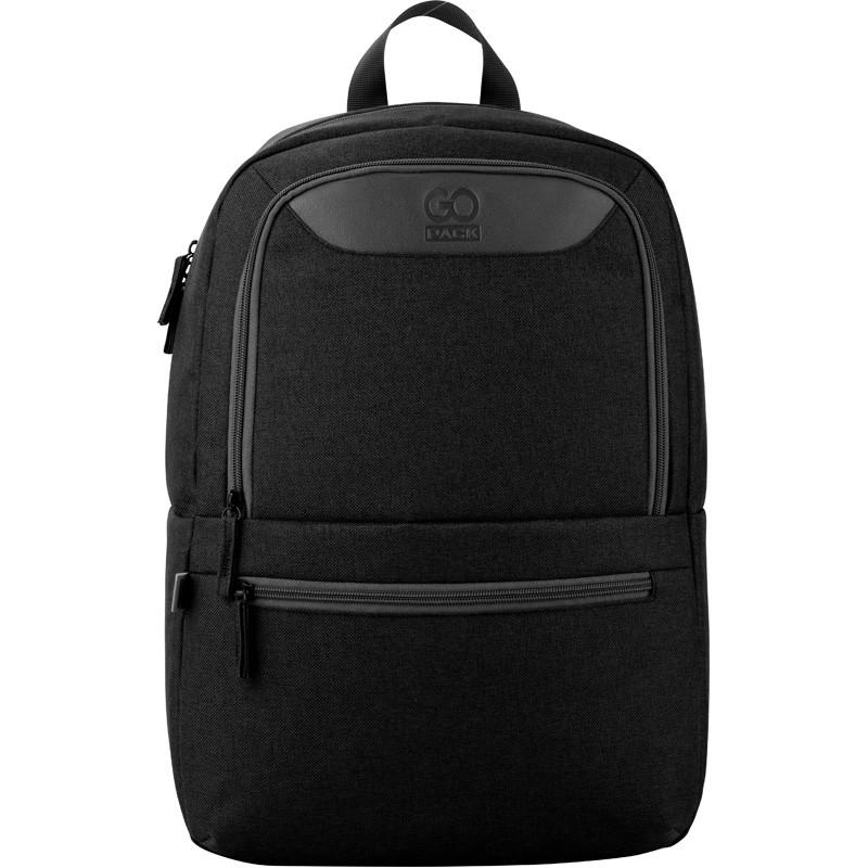 Рюкзак GoPack Сity 119L-2 чорний