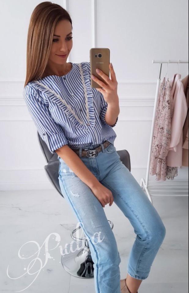 """Блуза """"Кружево"""" женская"""