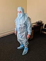 Комплект одягу медичного лікаря - інфекціоніста № 1 (без маски)