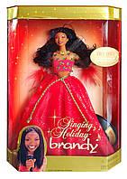 Колекційна лялька Бренді Норвуд Brandy Norwood Singing Holiday 2000 Mattel 27779, фото 1