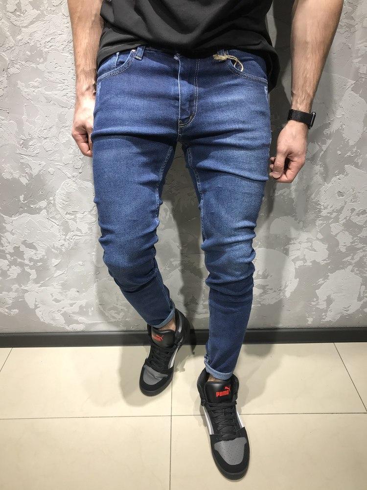 Чоловічі джинси СORCIX 6193CT blue