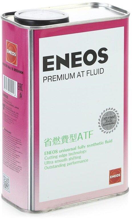 Трансмиссионное масло ENEOS Premium ATF 4 л