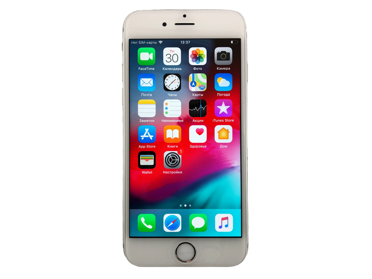 Apple iPhone 6 16Gb Silver Grade B2 Б/У