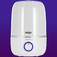 Увлажнитель воздуха ERGO HU 2050 TF — Ультразвуковой увлажнитель с большим объемом 4.2 литра