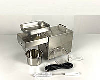 3-4л/час 400Ват Пресс для отжима масла DULONG ZYJ05