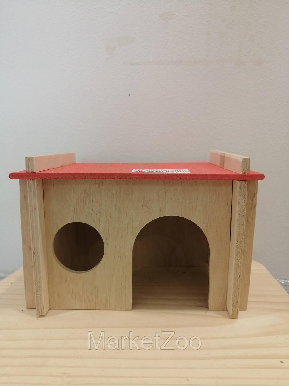 Домик для маленькой крысы,хомяка,дегу