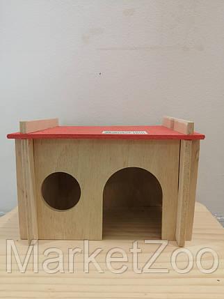 Домик для маленькой крысы,хомяка,дегу, фото 2