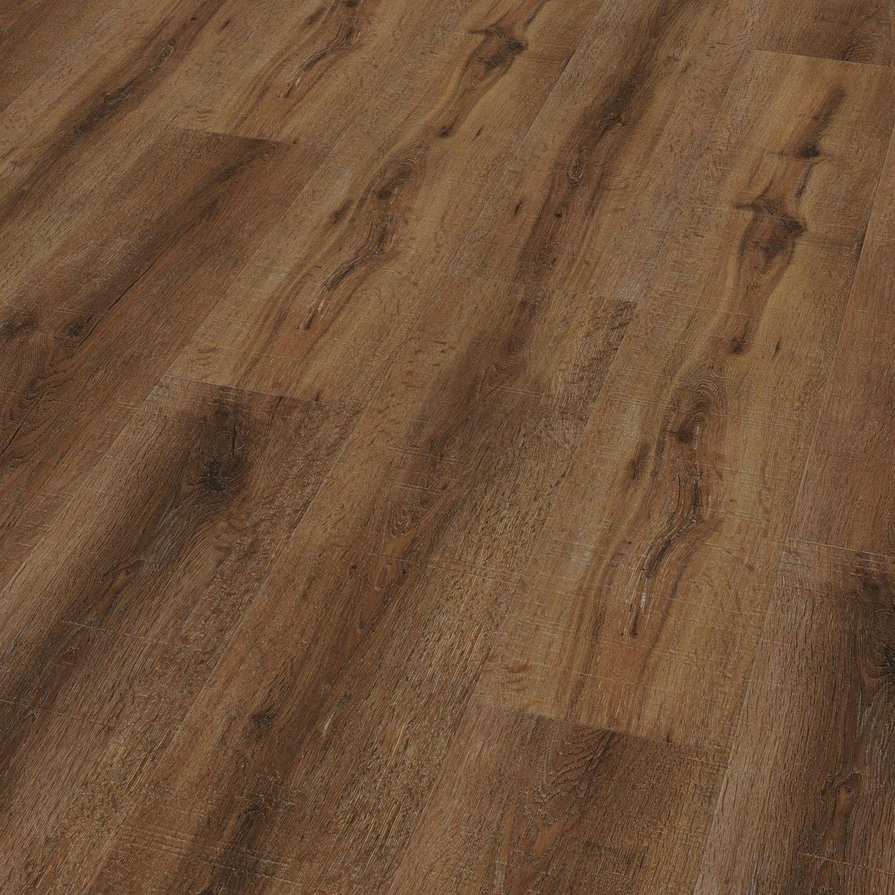 Виниловые покрытия  Wineo Santorini Deep Oak
