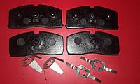 Колодки тормозные передние Geely CK c ABS 3501190005