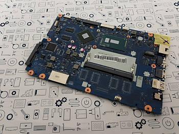 Уценка. Материнская плата Lenovo 100-15IBD DIS 3825U (нужно заменить разъем питания)