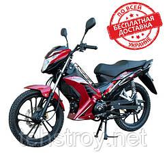 Мотоцикл SPARK SP125C-3WQ Полуавтомат+Доставка бесплатно