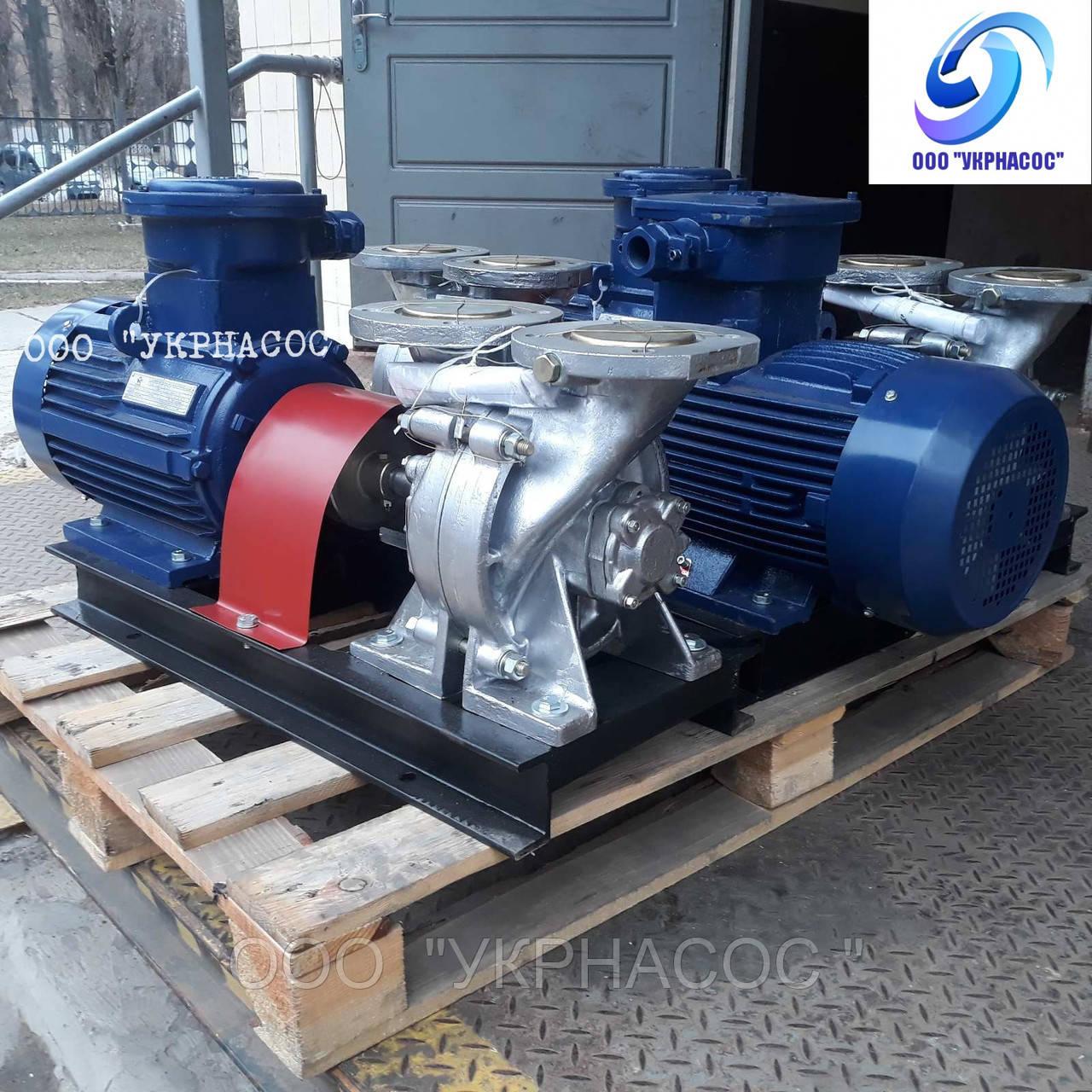 Насосный агрегатАСВН-80с11кВт1500об/мин