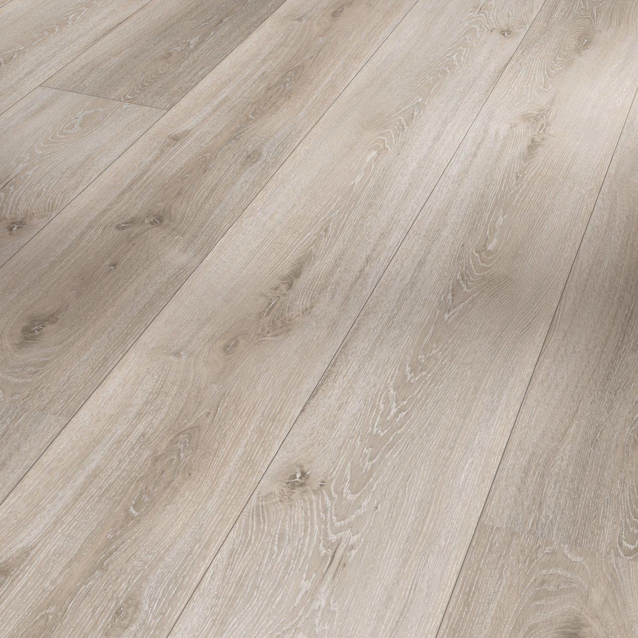 Виниловые покрытия Parador Дуб сірий вибілений браш (Oak grey whitewashed brushed texture)
