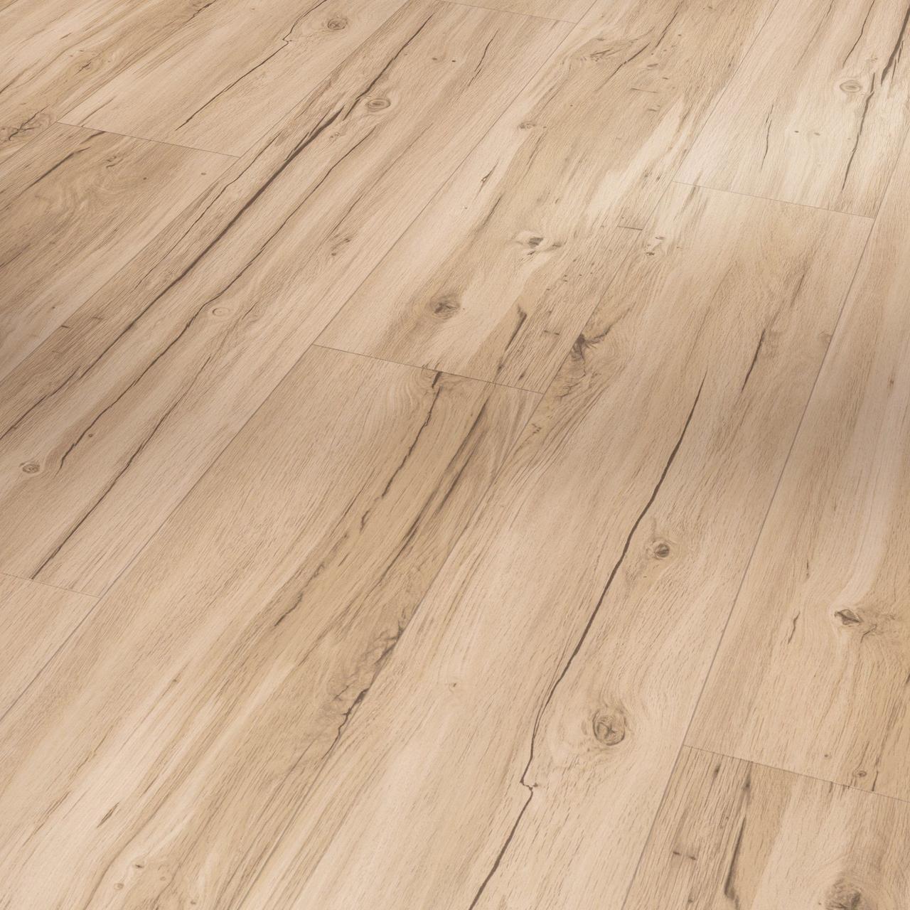 Вінілові покриття Parador Сосна біле масло пиляна (white Pine oiled rough-sawn texture)