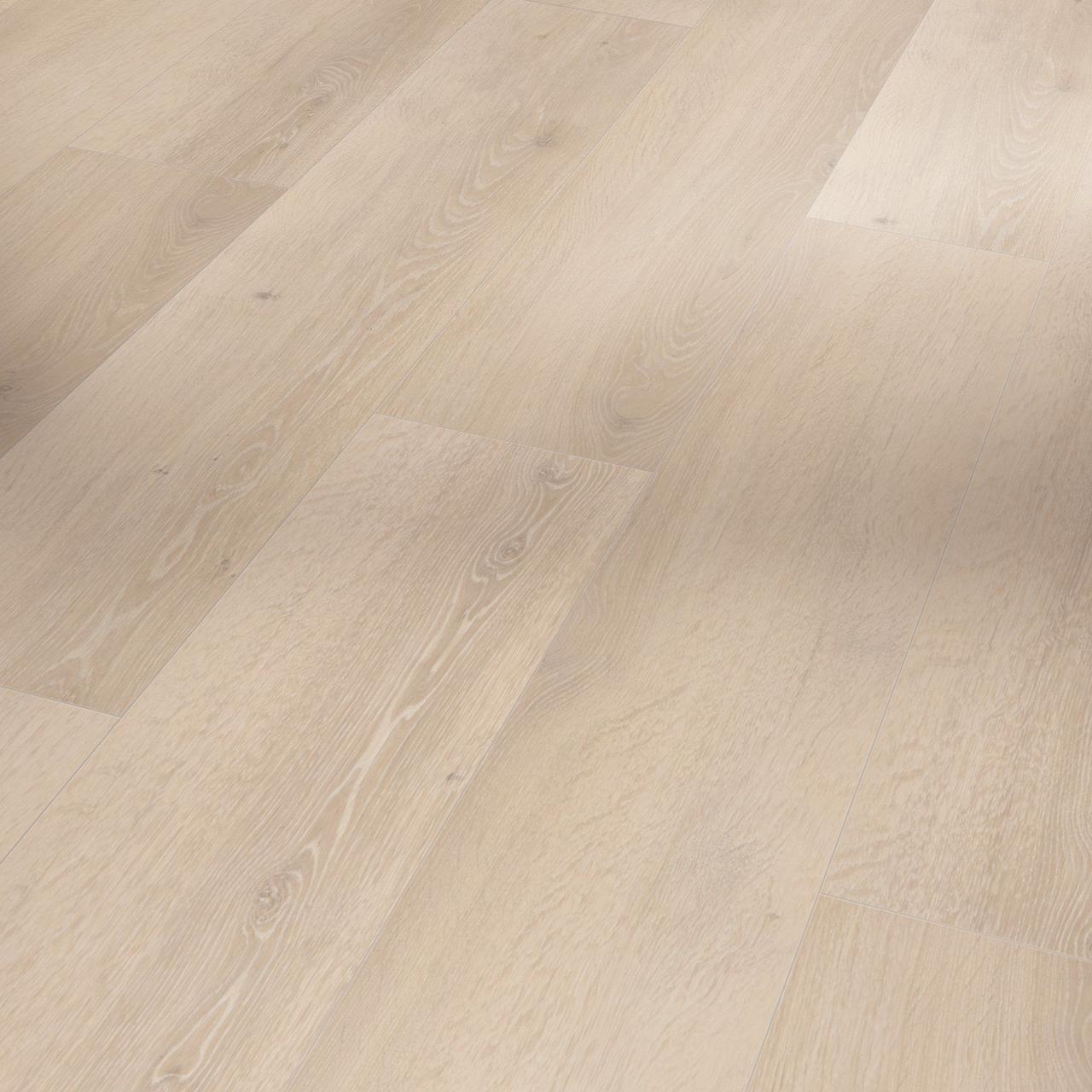 Вінілові покриття Parador Дуб Скайлайн білий (Oak Skyline white)