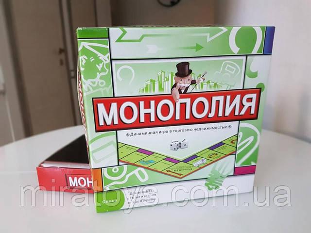 Настольная игра Монополия купить