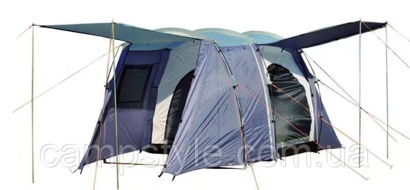 Палатка кемпинговая 4-х местная Lanyu LY-1904